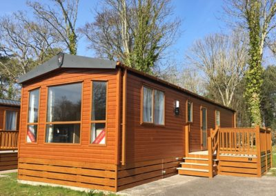 NEW VICTORY ECHO Wood clad Lodge 38 X 12